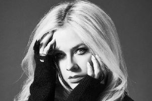 Avril Lavigne is bringing her Head Above Water tour to the UK (David Needleman)