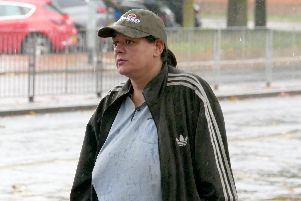 Frances Newton, 37 of no fixed address at Portsmouth Magistrates' Court.