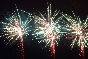 Horse owners are worried about a fireworks display at a school near where their animals are kept