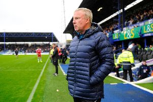 Kenny Jackett is now the 23rd longest-serving manager in the Premier League and Football League. Picture: Graham Hunt/ProSportsImages