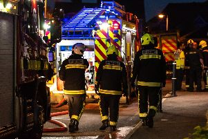 There were more than 900 attacks on firefighters across the UK last year.