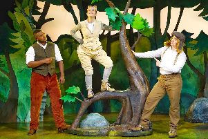 The Gruffalo, a musical adaptation of the classic picture book by Julia Donaldson and Axel Scheffler.