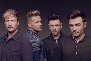 Westlife are performing at the Ageas Bowl next year