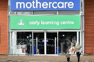 Mothercare store. Picture: Ben Birchall/PA Wire