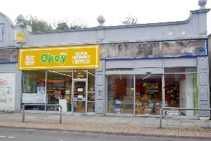 Councillors refused plans for a new cafe in 104 Elm Grove - next to the Okey supermarket. Picture: Habibur Rahman