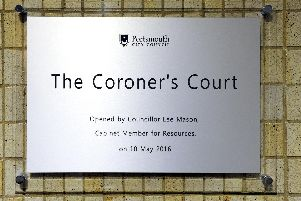 The Coroner's Court - in Guildhall Square, Portsmouth