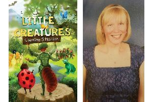 Little Creatures and author Caroline S Henton