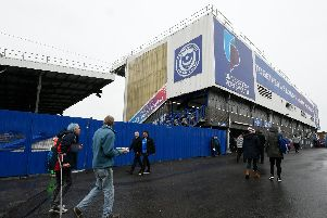 Fratton Park will play host to Pompey v Altrincham in the second round of the FA Cup