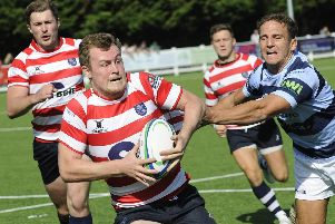 Rory Penfold returns to the Havant side this weekend