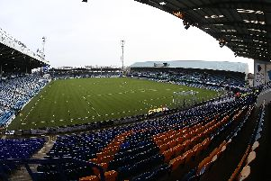 Fratton Park will be empty on Saturday following the postponement of Pompey's game against Fleetwood Picture: Pete Norton/Getty Images