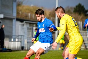 Jack Chandler in action for Portsmouth Reserves. Picture: Colin Farmery