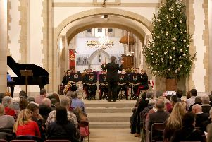 Rowans Hospice will be hosting an evening of carols at Portsmouth Cathedral, Old Portsmouth. 'Picture: Habibur Rahman