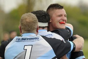 Fareham Heathens are in 'high spirits'. Picture: Ian Hargreaves  (130419-9)