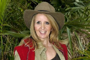 Im A CelebrityGet Me Out Of Here! 2011 contestant Gillian McKeith.