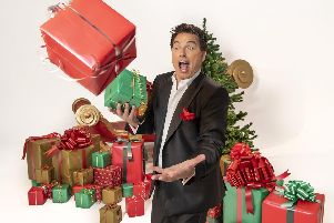 John Barrowman's Christmas show is at Portsmouth Guildhall on December 9, 2019