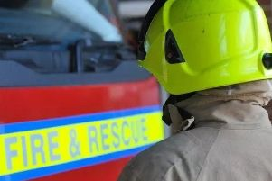 Firefighters call to tackle house fire in Milton