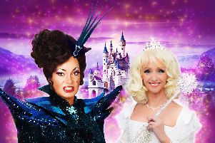 Craig Revel Horwood and Debbie McGee have been cast for next year's panto. Picture: Mayflower Theatre