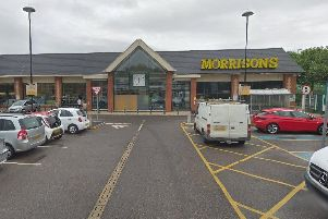 Morrisons in Flathouse Road, Portsmouth. Picture: Google Maps