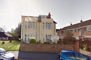 Spinnaker Lodge pictured in 2018. Picture from Google Maps