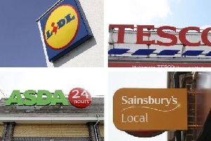 Here are the Christmas and New Years's opening hours for supermarkets.