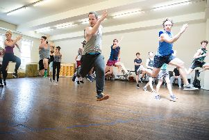 Rehearsals for Joseph and the Amazing Technicolor Dreamcoat