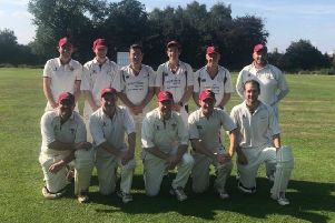 Oakfield & Rowlands are the Warwickshire Cricket League Division 4 champions