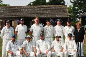 Barby 1st XI finished fourth in the Warwickshire Cricket League Premier Division this season