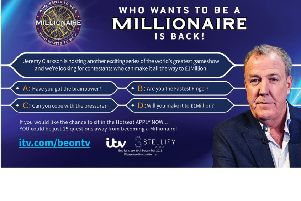 'Who Wants To Be A Millionaire' are looking for contestants for nexy year's series. Photo submitted.