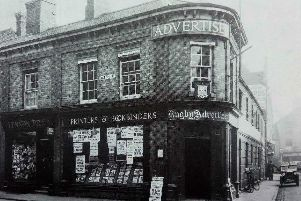 The old Advertiser offices in Albert Street