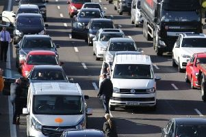 Roads to avoid in Warwickshire to get to work on time