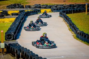 Rev up to win karting session at new premier outdoor circuit in Warwickshire