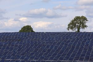 Solar panels would be installed in 1,300 Rugby homes under new Labour Party plans