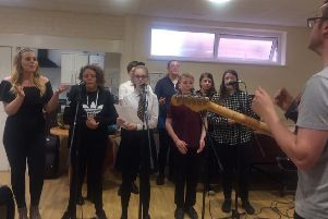 Young people showcase talents at special live show in Rugby