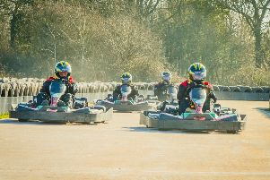 Keep speed demons happy at Adventure Sports in Warwick