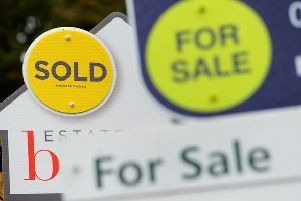 Property prices in Rugby on decline, new figures show