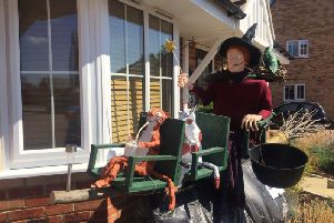 Scarecrow invasion and fabulous sounds for Crick festival weekend