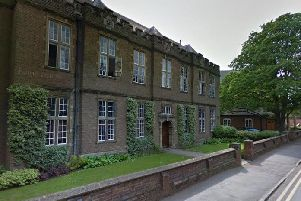 The Music Schools building. Photo: Google Streetview.