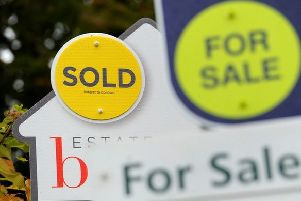 Rugby underperforms as property prices drop, latest figures reveal