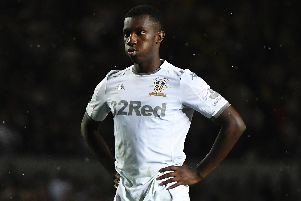 Eddie Nketiah has impressed at Leeds United.