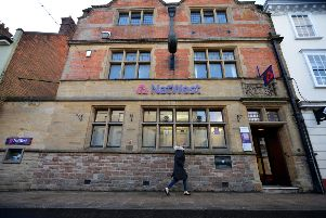 Natwest Bank in Battle
