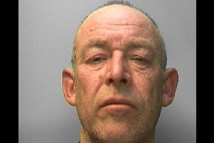 Richard Moughton, 59, of Fairstone Close, Hastings, was jailed for a total of seven years when he appeared at Brighton Law Courts on Friday, April 13.