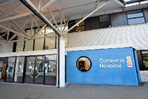 Conquest Hospital, Hastings