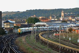 Rail services at a standstill between Eastbourne and Hastings