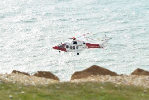 Incident off Beachy Head