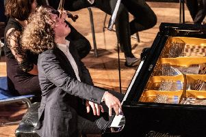 Hastings International Piano Concerto Comptition winner 2018