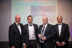 Source Park in Hastings scooped a silver award in the Tourism Experience of the Year category