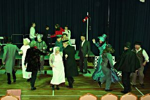 Etchingham Christmas play SUS-181218-090711001