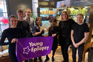 Bluebird Care Rother & Hastings will be holding a fundraising raffle to support local charity, Young Epilepsy. SUS-190227-141310001