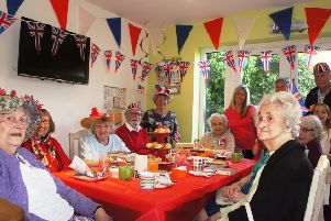 Social gatherings organised by Contact the Elderly volunteers help people to form new friendships. Sometimes, they have a special theme, like this royal wedding gathering last year,  co-ordinated by Maggie Farmer, centre