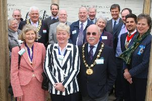Hall and Woodhouse Community Chest launch at The Hornbrook Inn, Horsham. Photo by Derek Martin Photography. DM1924713a